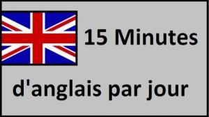 15 minutes d'anglais par jour